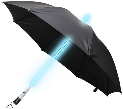 Plus, it makes a nifty light-saber... lol.